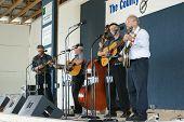 Bluegrass-Band 2