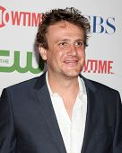 LOS ANGELES - AUG 3: Jason Segel Haupthindernisse für die CBS TCA Sommer 2011 alle Star Party im Robinson Mai