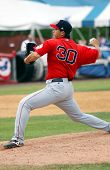 Portland Sea Dogs pitcher Junichi Tazaw