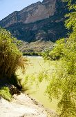Green River, Blue Cliffs