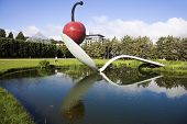 Spoonbridge And Cherry In Minneapolis