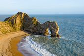 Durdle Door Natural Rock Arch