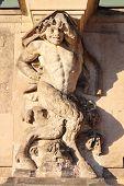Estátua de Centauro