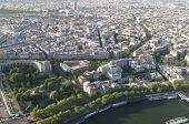 View On The Paris City