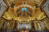 Cathedral Basilica of St. Joseph is a large Roman Catholic church located in Downtown San Jose. The