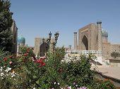 Samarkand Ensemble Of Registan 2007