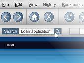 Internet Loan Search.