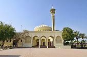 Mosque in Dubai Bastakiya District, UAE