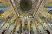 Jumeirah Grand Mosque Interior in Dubai
