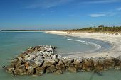 The Beach at Fort Desoto, Florida