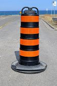 Single Traffic Pylon.