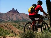 Mtn Biking Desert West