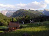 Slovakia beauty, chapel in Javorina in High Tatras