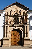 South America - Bolivia, Sucre