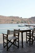Cafe Bar Table