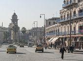 Street In Aleppo Syria