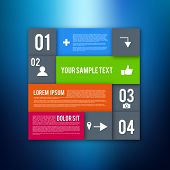 Modern Design Layout | Infographic Elements | EPS10 Vector Template