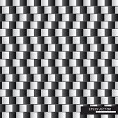 stock photo of pillowcase  - Optical illusion  - JPG