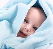 Liebenswert Neugeborenen Portrait