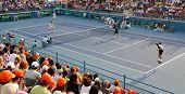 Davis Cup Tennis Tournament