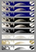 Planets Banners