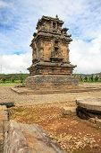 pic of arjuna  - Dieng temple Arjuna complex plateau National Park Wonosobo Central Java Indonesia - JPG
