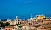 Italian Scenery in the summer