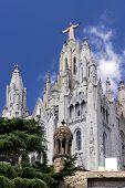 Tibidabo Sacred Heart