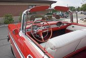 1956 Chevy Bel Air Vista Interior