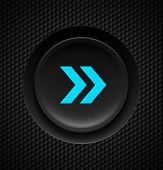 Fast forward button.