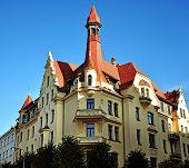 Architecture Of Riga, Latvia