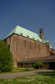 Church Of Saint Augustini In Magdeburg, Germany