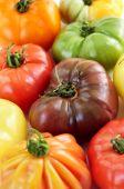 Heirloom Tomaten