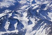 picture of aconcagua  - Range of the Andes between Argentina and Chile