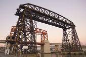 Nicolas Avellaneda Bridge, Buenos Aires