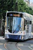 Tramway, Geneva, Switzerland