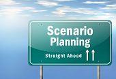 Highway Signpost Scenario Planning