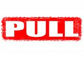 Pull Stamp