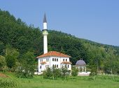 Bele Vode Mosque, Serbia