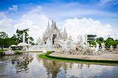 Wat Rong Khun,chiang rai, Thailand