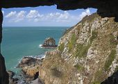 Window In The Rock , Sark