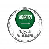 Stamp Riyadh, Saudi Arabia