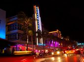 Miami Art Deco Breakwater