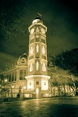 stock photo of guayaquil  - Torre del reloj Guayaquil - JPG