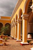 Trinidad Courtyard