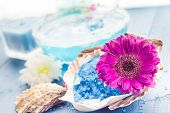 Spa Concept Aromatic Flower Bath Salt