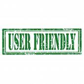 User Friendly-stamp