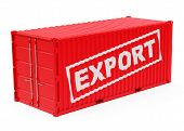 the export container