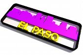 El Paso USA logo