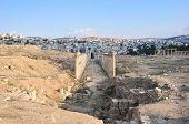Roman Columns - Jerash, Jordan